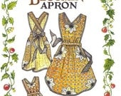 The Bloomin' Apron Pattern by Paisley Pincushion