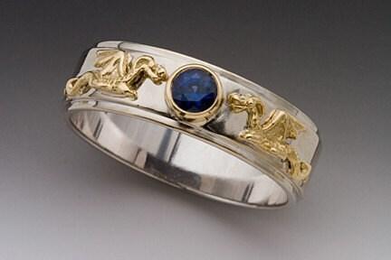 Dragon Wedding Rings 3 Cool Dragon age wedding ring
