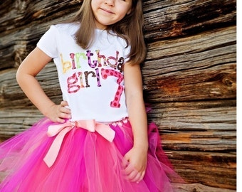 Birthday Shirt, Birthday Shirt for Girls, Simply Stated Birthday Shirt, Birthday Party, Any Age Birthday Shirt, Girl Birthday Shirt