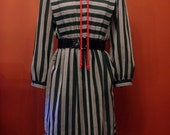 Vintage Bin Sale - The Secretary Dress