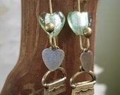Shopaholic's Purse Earrings