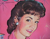 Disney Annette Funicello Sierra Summer Book Whitman 1960 Vintage Story Classic