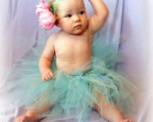 The Amalie - Custom Classic Style Tutu - SEWN and Super FULL - choose your colors and length -  For birthdays, portraits,  weddings