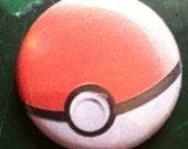 Pokemon - Pokeball Button - pick one