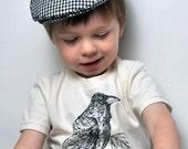 Organic Raven Toddler Tee