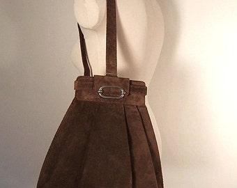Vintage Morabito Purse Boho Shoulder Bag Festival Backpack Weekender Rocker Satchel Hobo Purse Convertible Purse French Designer Handbag