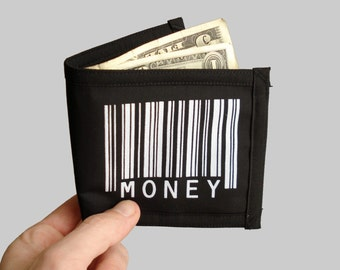 "Barcode ""MONEY"" Wallet"