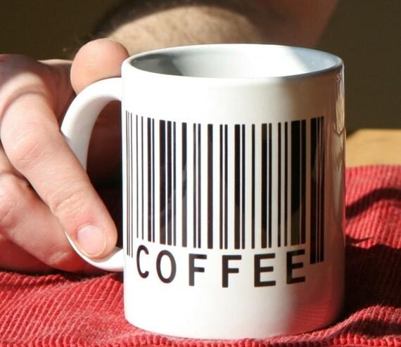 Barcode Coffee Mug