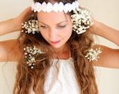 Fairy Tale Fashion Headband by Mademoiselle Mermaid