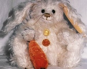 Digital Art doll pattern Bessie Bunny