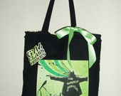 Gym Class Heroes Band Concert Rhinestone Crystal Tote Book Bag Purse