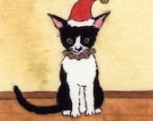 Jingle Bells Holiday Greeting Card