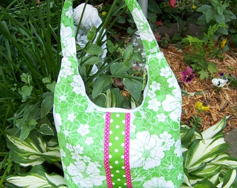 Hobo purse pdf pattern and Tutorial Easy pattern with Immediate Download e-file