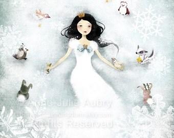 Winter Wonderland - open edition print
