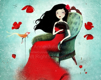 Flamenco Dream - open edition print