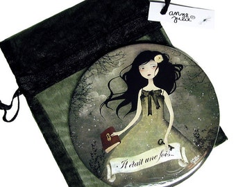 Il Etait une Fois (Once Upon a Time) - Pocket Mirror