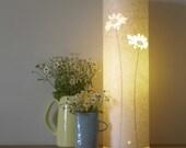 Tall Daisy Table Lamp