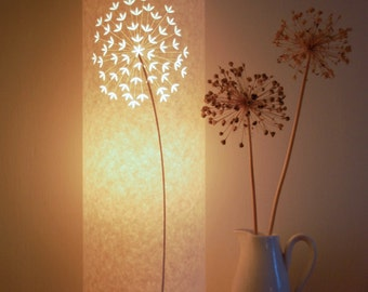 Tall Allium Table Lamp