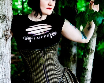 Fluffer Designs Salutes 4 The Troops, Corset and Tutu style Skirt