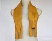 SPECIAL PRICE - Mustard Fox
