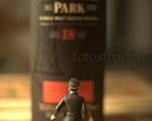 Tintin photograph. Captain Haddock. Tintin and Friends 8x12