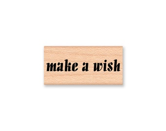 BIRTHDAY STAMP~make a wish~wishes~birthday candles~happy birthday~cupcake~blow out candles~celebrate~party~best wishes~party~card (09-23)