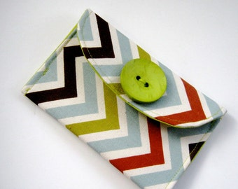 Chevron Clutch for iPhone