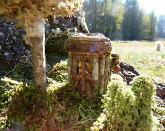 The Well Rounded Round The Way Fairy Abode