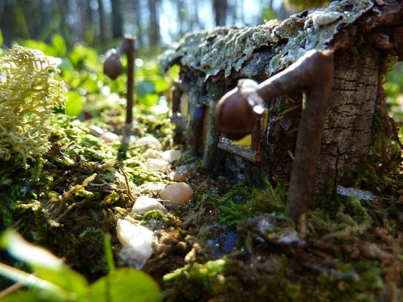 Fairy Cabin of Fairy Cottage Way