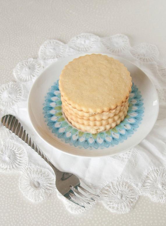 Vanilla Bean Sugar Cookies - 3 dozen fresh baked cookies