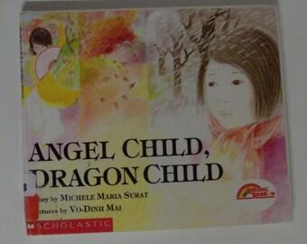 1983 Angel Child, Dragon Child Children's Book (Code b)