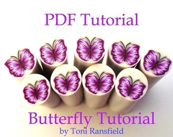 TUTORIAL Butterfly Cane PDF