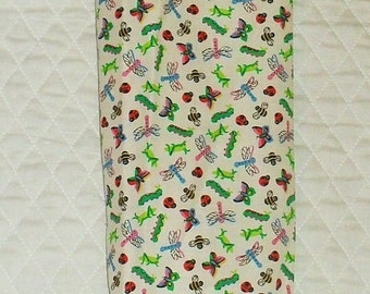 Butterfly,Bees,Ladybug,Grasshopper,ect Design Grocery Bag Holder