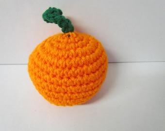 Amigurumi Crochet  Pumpkin Play food
