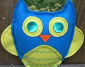 Lowell, the Owl