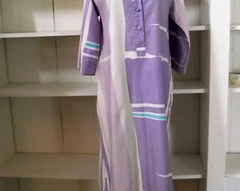 70s Penthouse Gallery Dress Catherine Ogust Oqust Dress