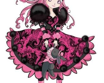 Momo Gothic Lolita