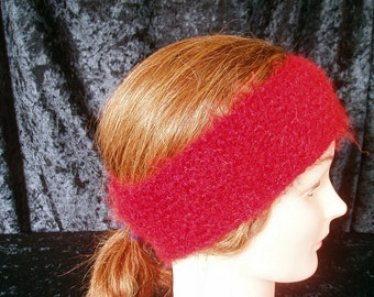 Ponyband - Head Band - crochet  - great for jogging