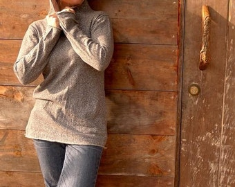 Hemp Organic Cotton Hoodie - Organic Fabric - Made to Order - Several Colors to Choose From