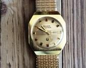 Vintage Bulova Accutron Wrist Watch by avintageobsession on etsy