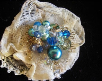 Vintage Finds brooch