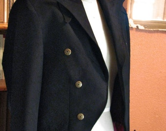 The Completely Custom Tailcoat with Muslin Fitting