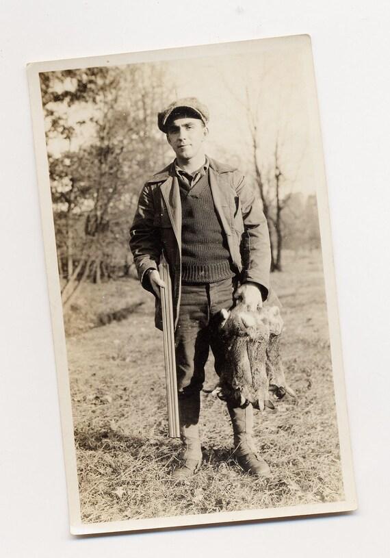 Mr. MacGregors Garden...The Deadly Sequel...Vintage Photograph