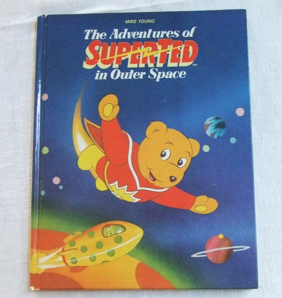 Adventures of SuperTed in Outer Space 1985