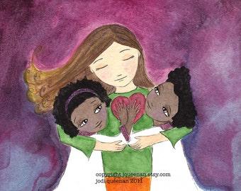 adoption art adoption gifts international adoption