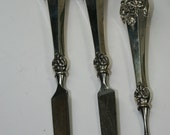 Foster and Bailey Vintage Sterling Manicure Set- 3 pc