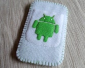 Android Phone Case as Featured on Mashable and Geeksugar CUSTOM LISTING