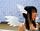Mini Angel Wing Headband