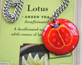 LaDYBuG LaDYBuG NeCKLaCe . WoNDeRFuLLY CHeeRY  ENaMeL  PeNDaNT