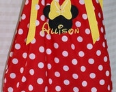 Minnie Mouse Pillowcase Dress Sizes 6mos-8yr